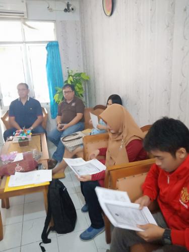 Pelayanan Sidang Klarifikasi Ahli Waris Almarhumah ANNA MARIA SOEGIARTI dan  Almarhum JOHANES AGUNG SLAMET