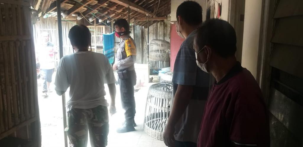 Monitoring Wilayah rutin dilakukan di Kelurahan Mojorejo